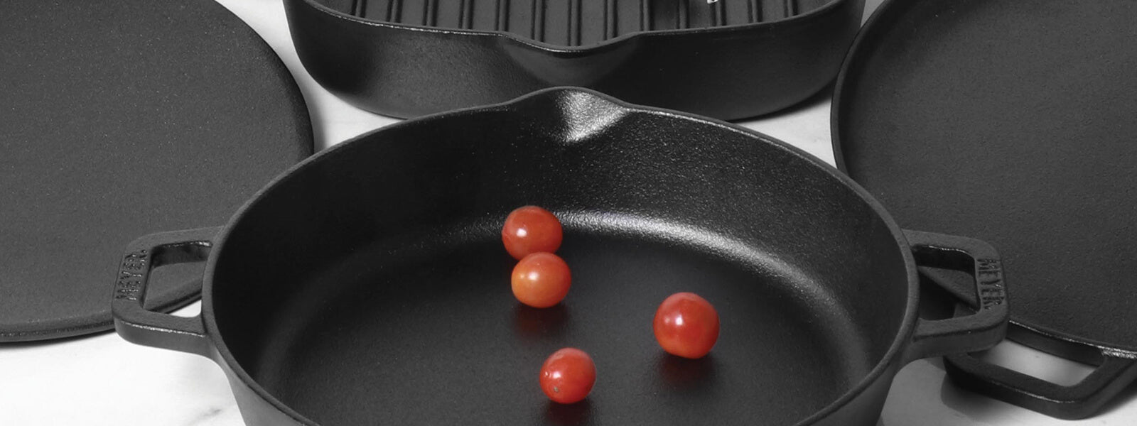Cast Iron Cookware as Compared to Other Cookware