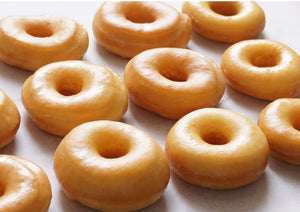 Sugar Glazed Donuts