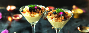 Caramel and Custard Kheer