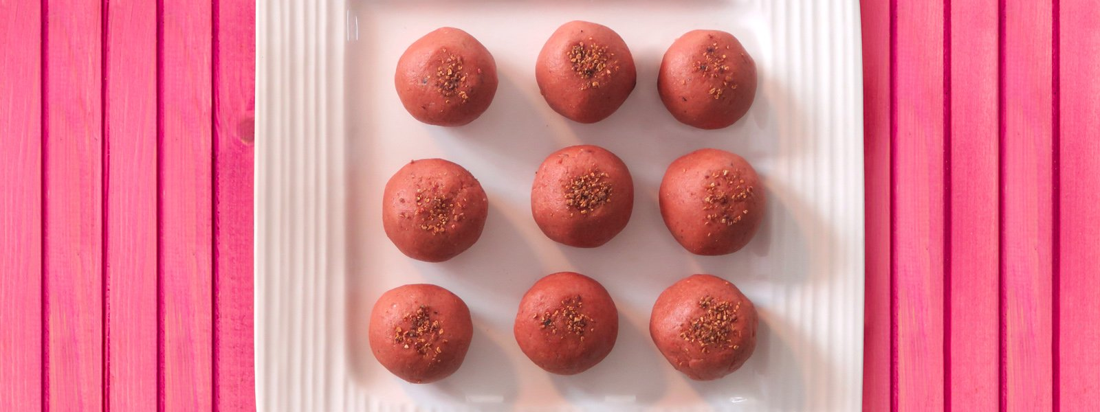 Pomegranate Laddoo