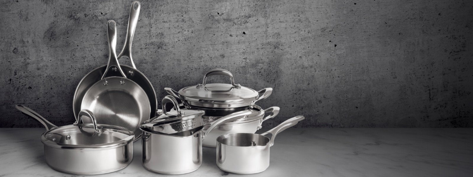 Independence from Dependence on your old cookware!