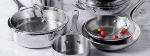 Stainless Steel Cookware- A Celebrity Chef Favourite