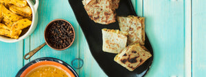 Stuffed Paratha Pockets