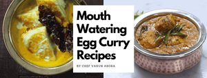 Mouth Watering Egg Curry Recipes