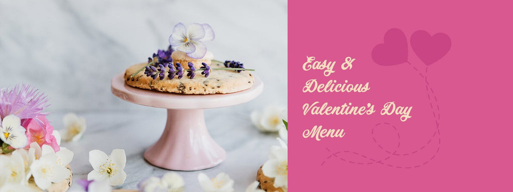 Simple Recipes for a Cosy Valentine's Day celebration at Home