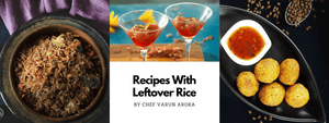 Recipes With Leftover Rice