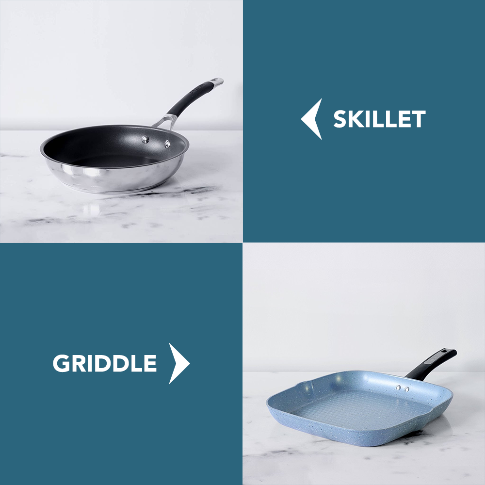 Skillet and Griddle