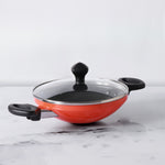 Meyer Non-Stick Appachatty / Kadai, 20cm - Pots and Pans