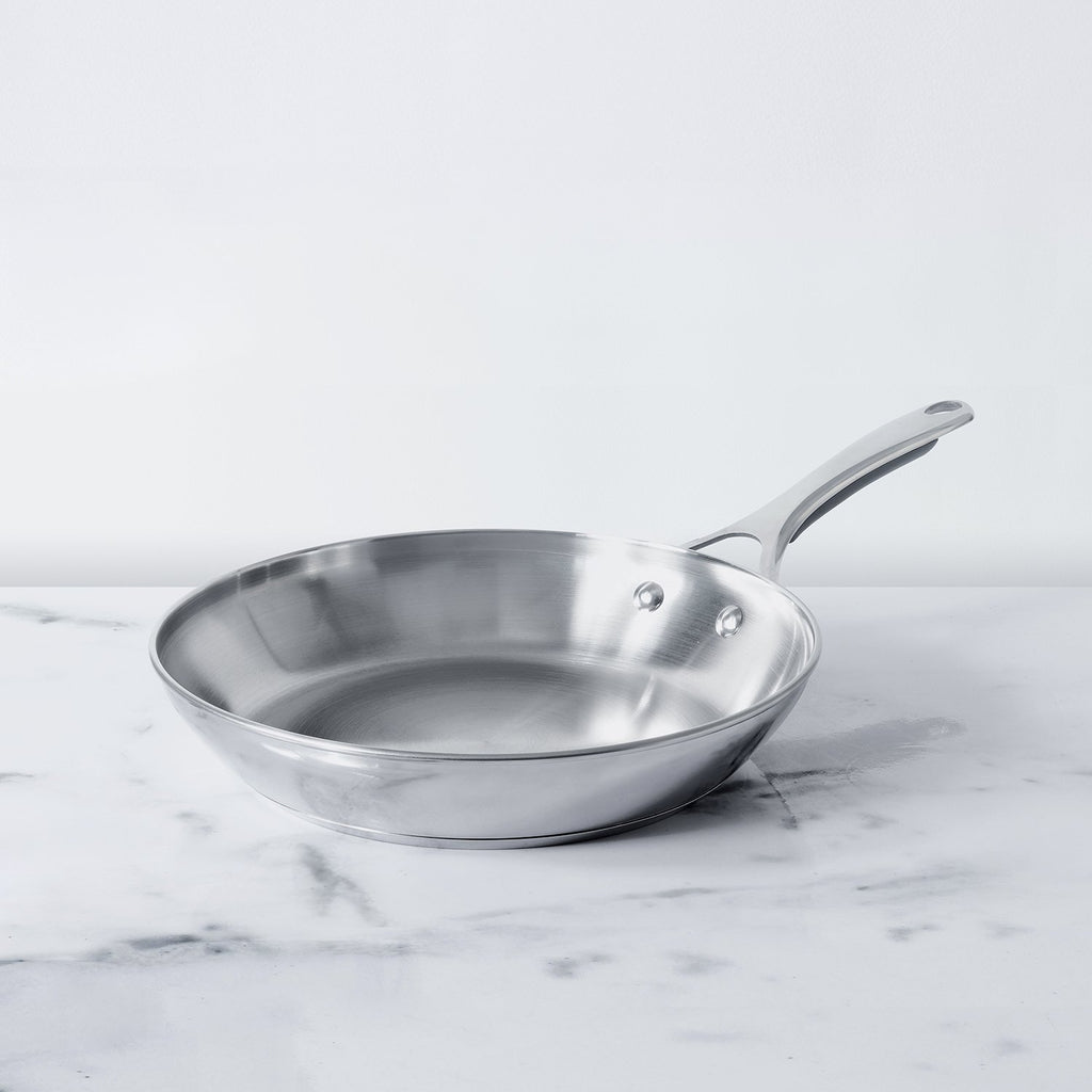 Meyer Select Stainless Steel Frypan 28cm (Induction & Gas Compatible) - Pots and Pans