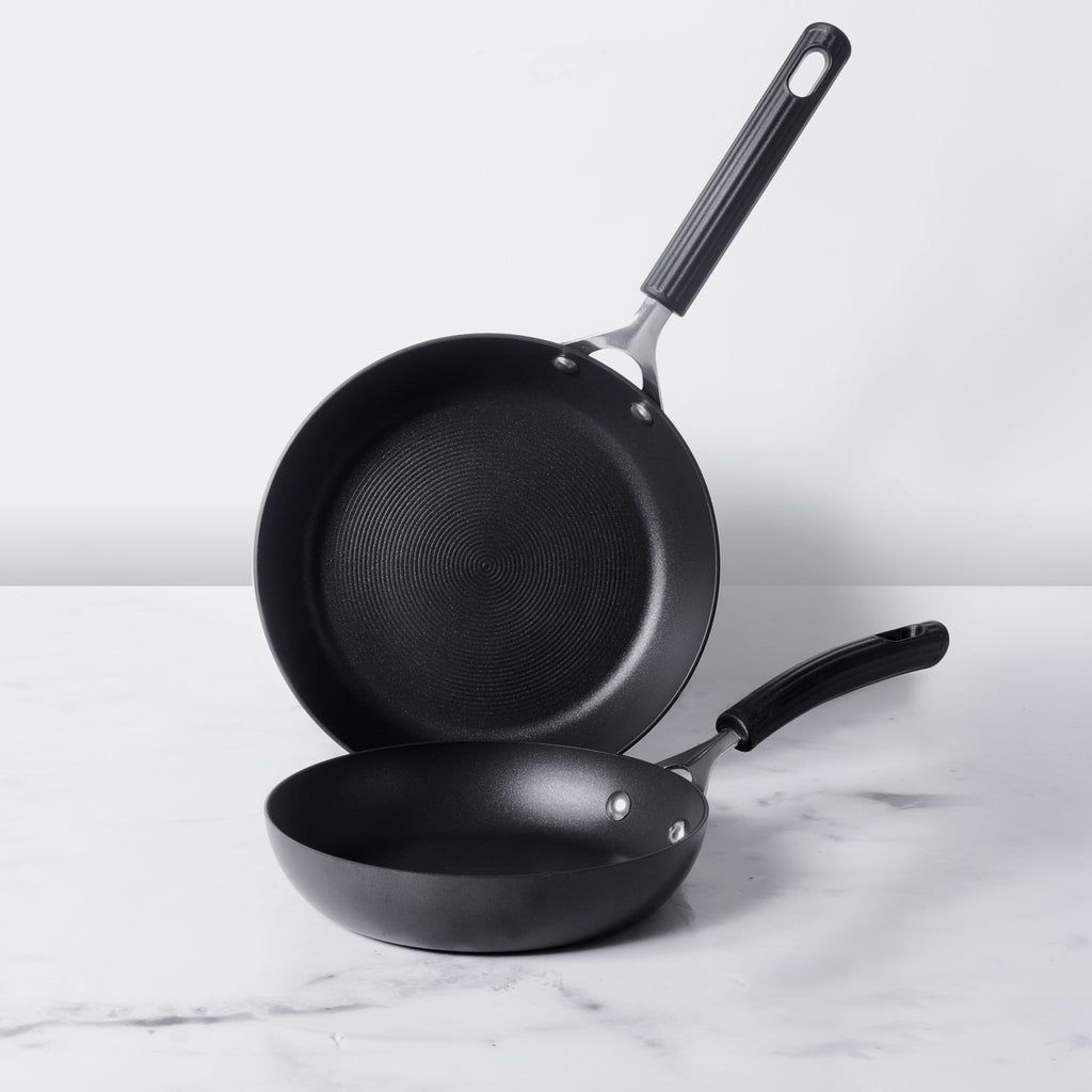 Circulon Origins Hard Anodized + Non-Stick 2pcs Frypan Set (24cm + 26cm) - Pots and Pans