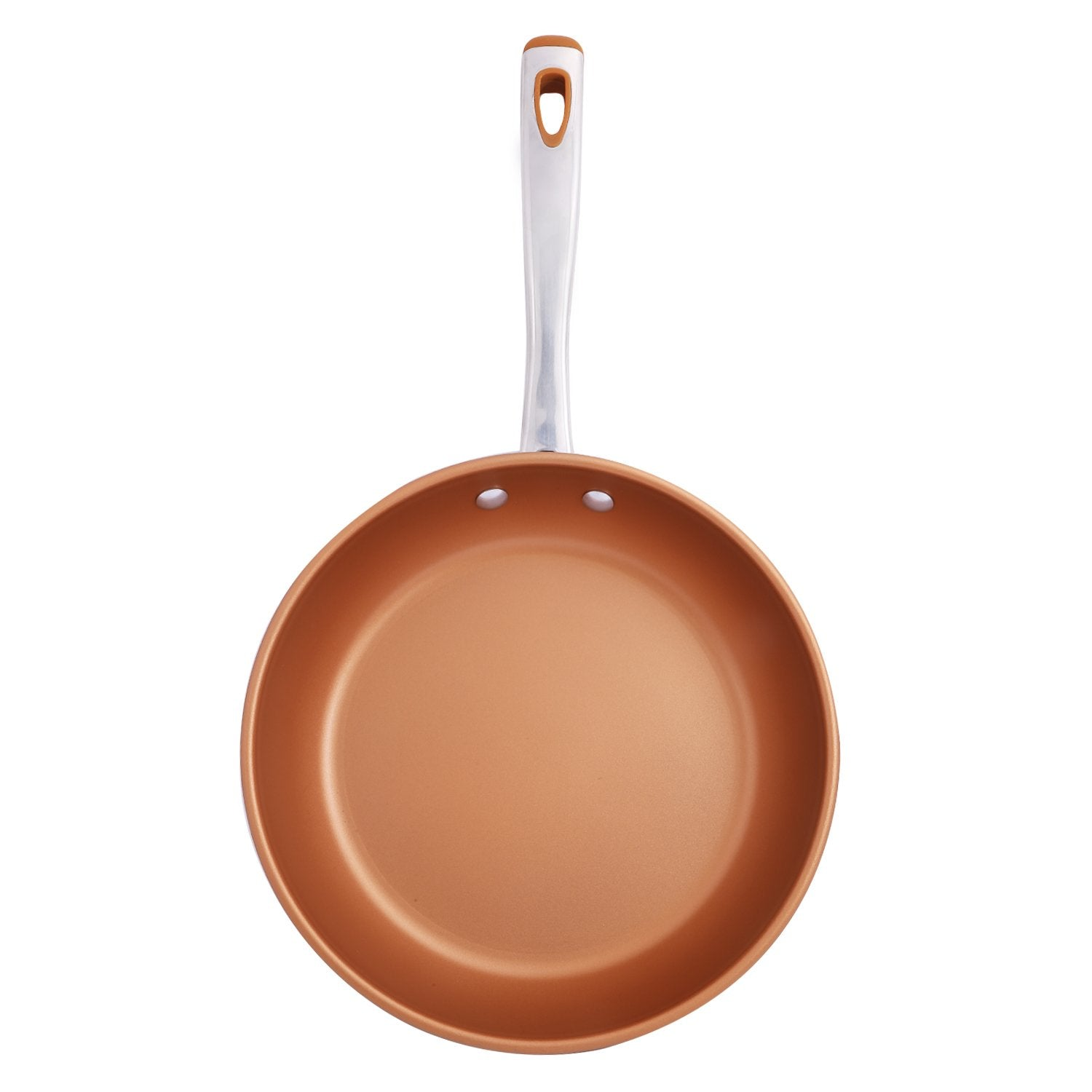 Prism Non-Stick Frypan 20cm, Copper [Induction & Gas Compatible] - Pots and Pans