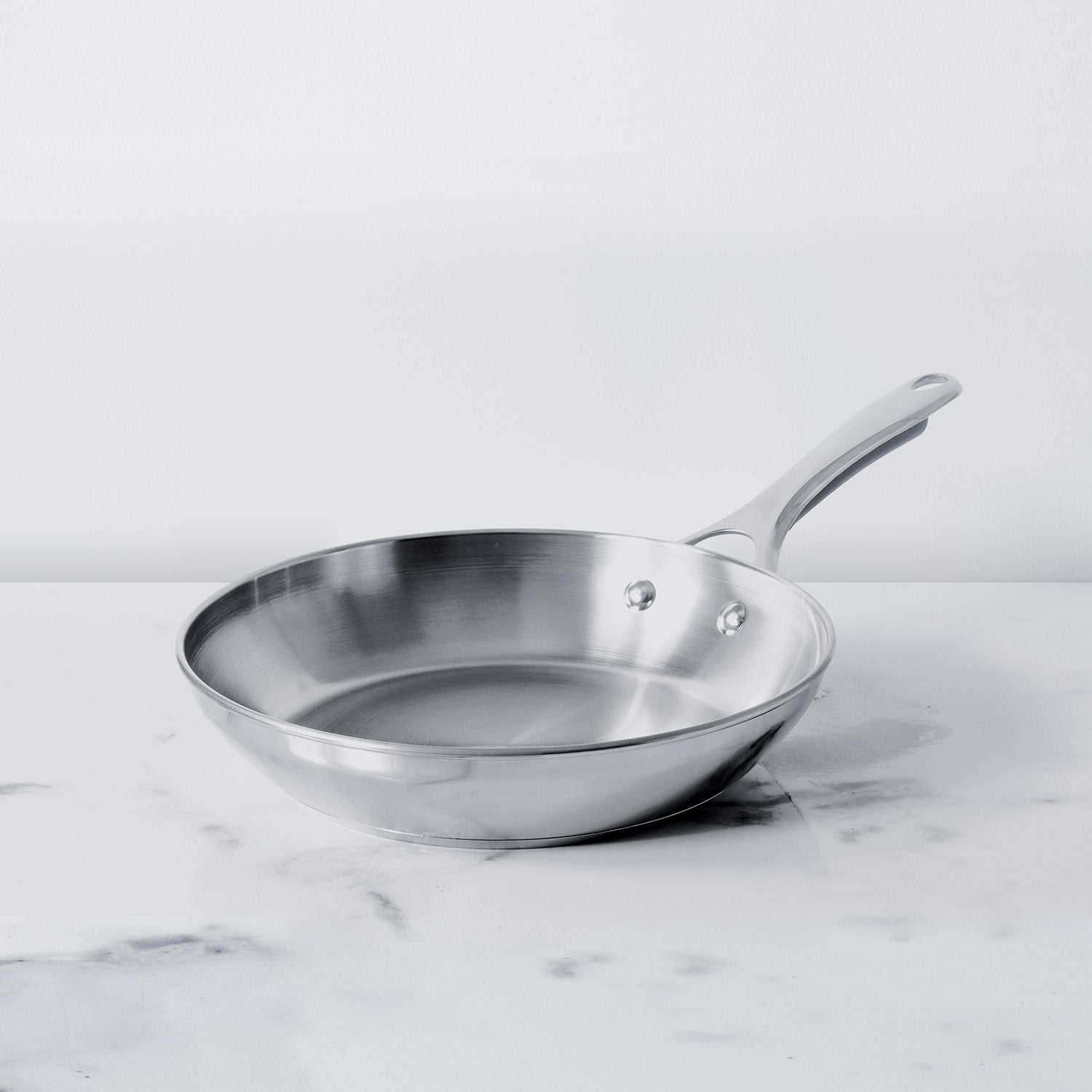 Meyer Select Stainless Steel Frypan 26cm (Induction & Gas Compatible) - Pots and Pans