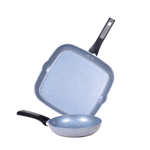 Griddle Pan + Frypan sets