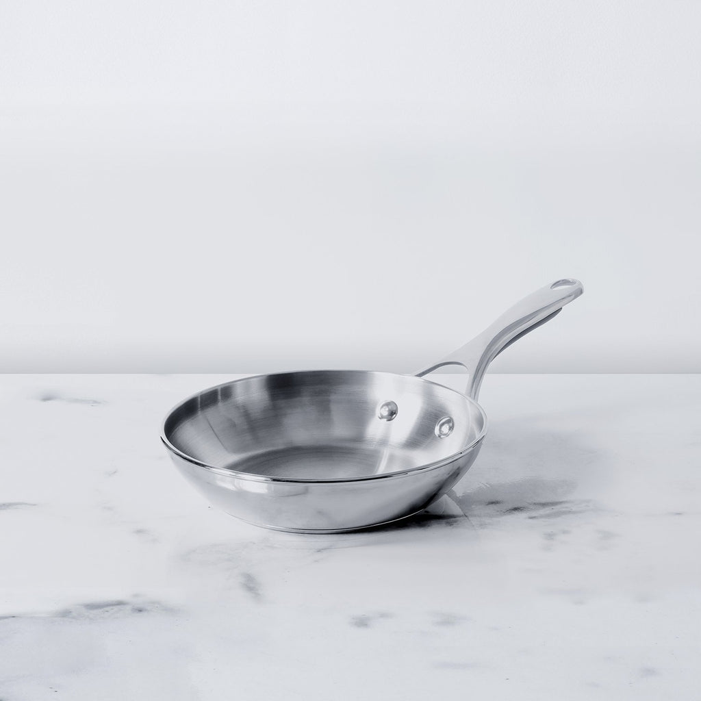 Meyer Select Stainless Steel Frypan 20cm (Induction & Gas Compatible) - Pots and Pans