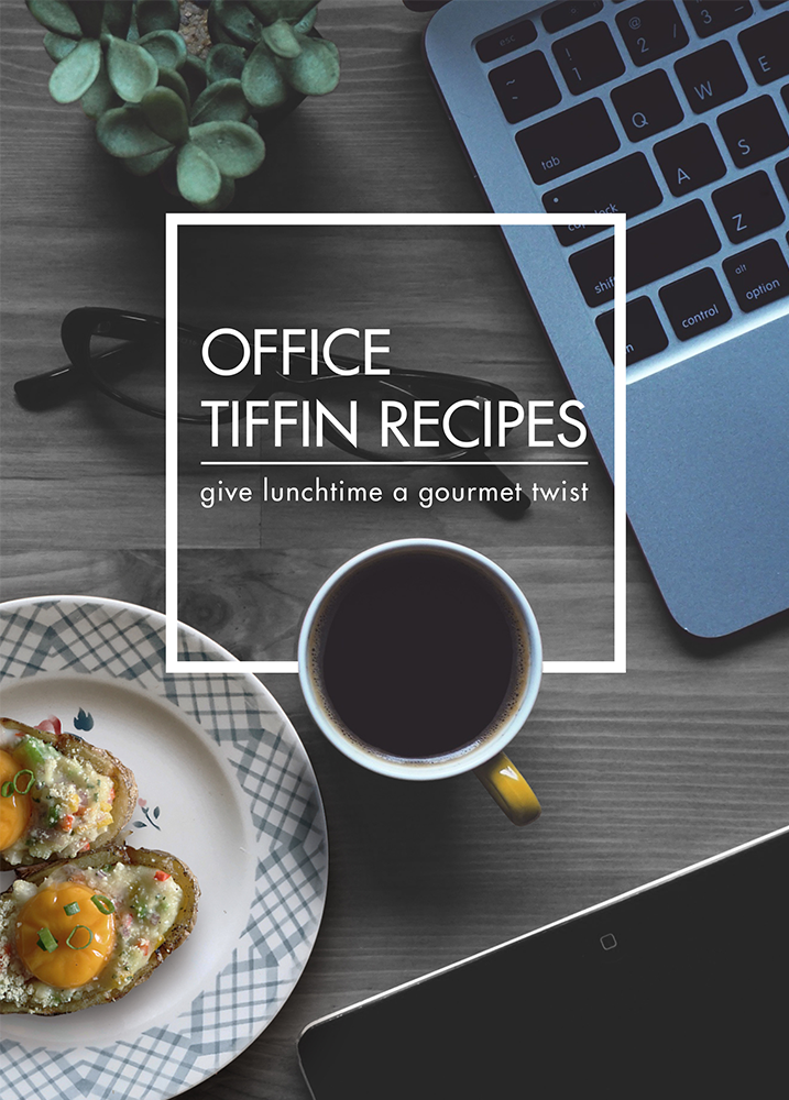 Office Tiffin Recipes E-Book by Chef Varun Arora - Pots and Pans