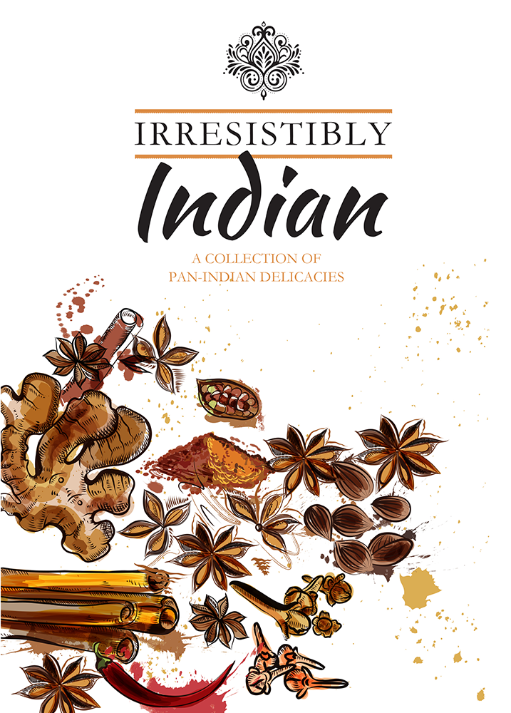 Irresistibly Indian E-Book by Chef Varun Arora - Pots and Pans