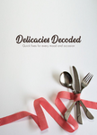 Delicacies Decoded E-Book by Chef Varun Arora - Pots and Pans
