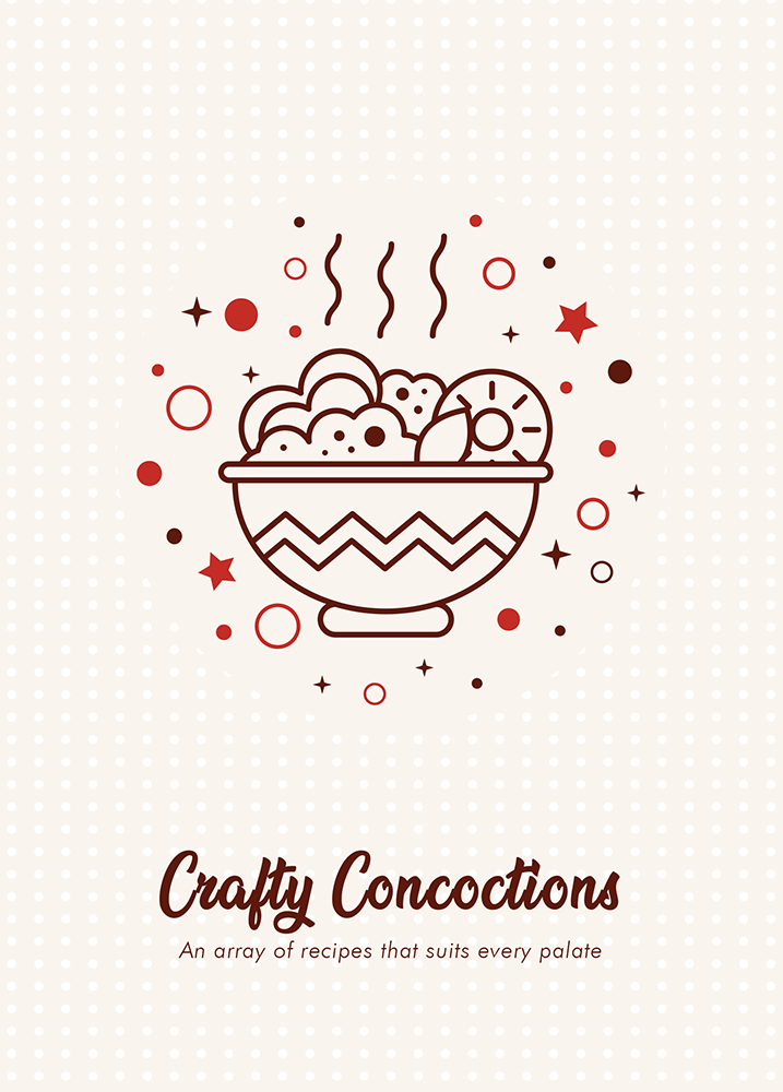 Crafty Concoctions E-Book by Chef Varun Arora - Pots and Pans
