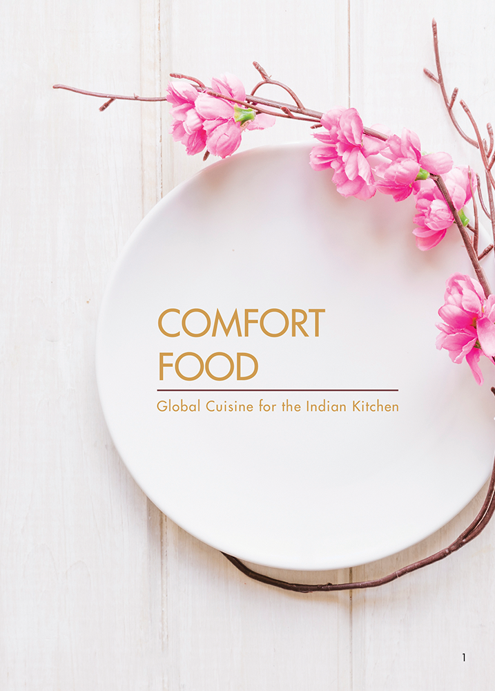Comfort Food E-Book by Chef Varun Arora - Pots and Pans