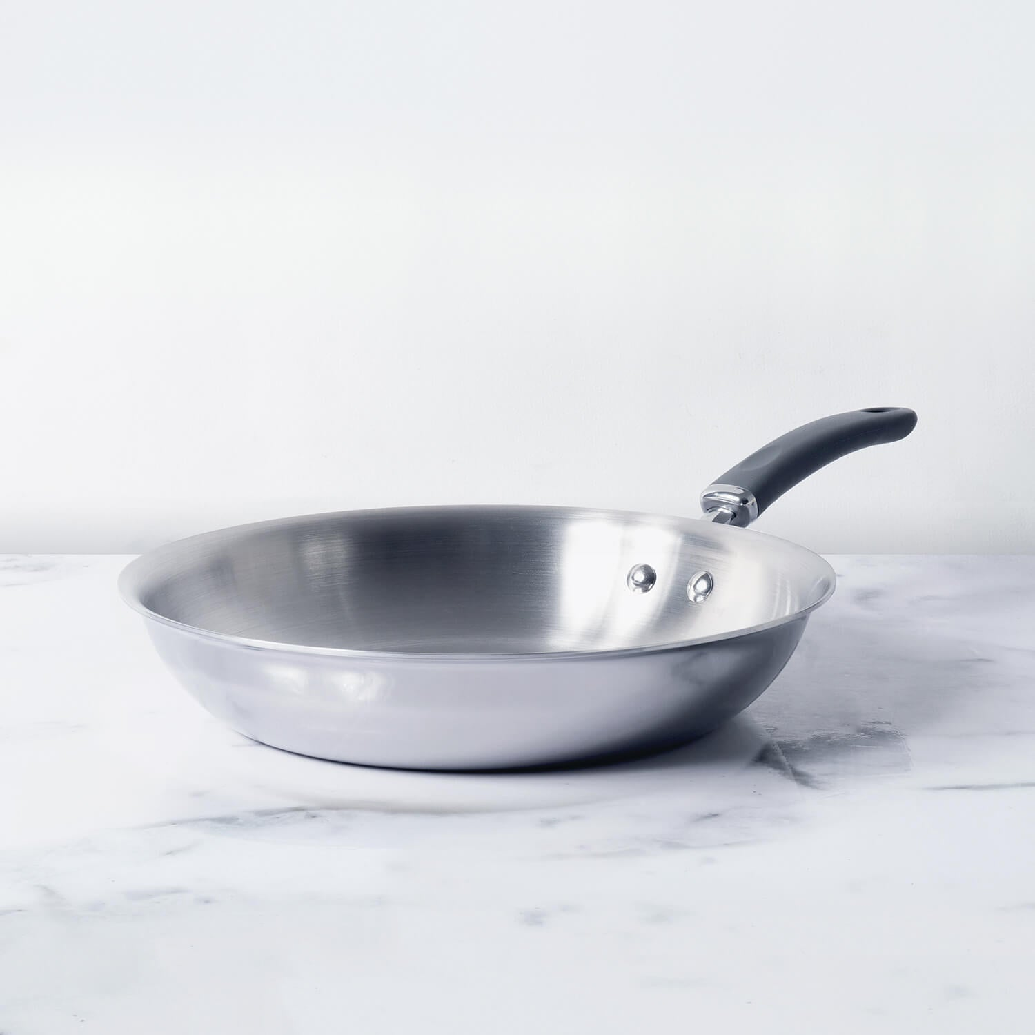Meyer Trivantage 28cm Open Frypan - Pots and Pans