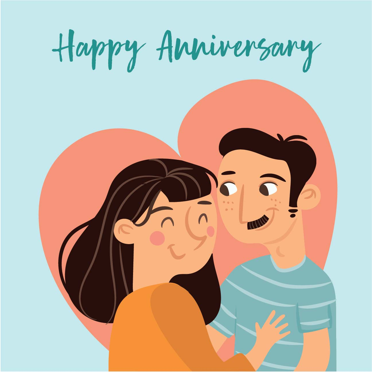 Anniversary Gift Card - Pots and Pans