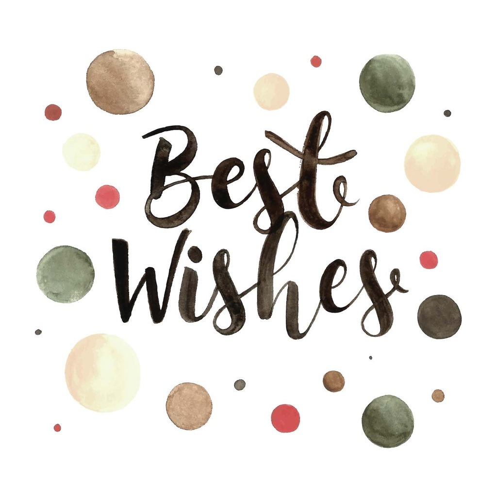Best Wishes Gift Card - Pots and Pans