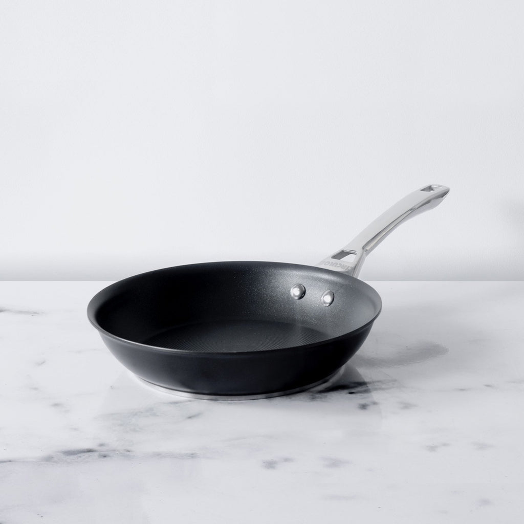 Infinite Non-Stick + Hard Anodized Skillet 24cm (Gas & Induction Compatible) - Pots and Pans