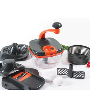 Meyer Kitchen Hacks Master Chopper, 170ml - Pots and Pans