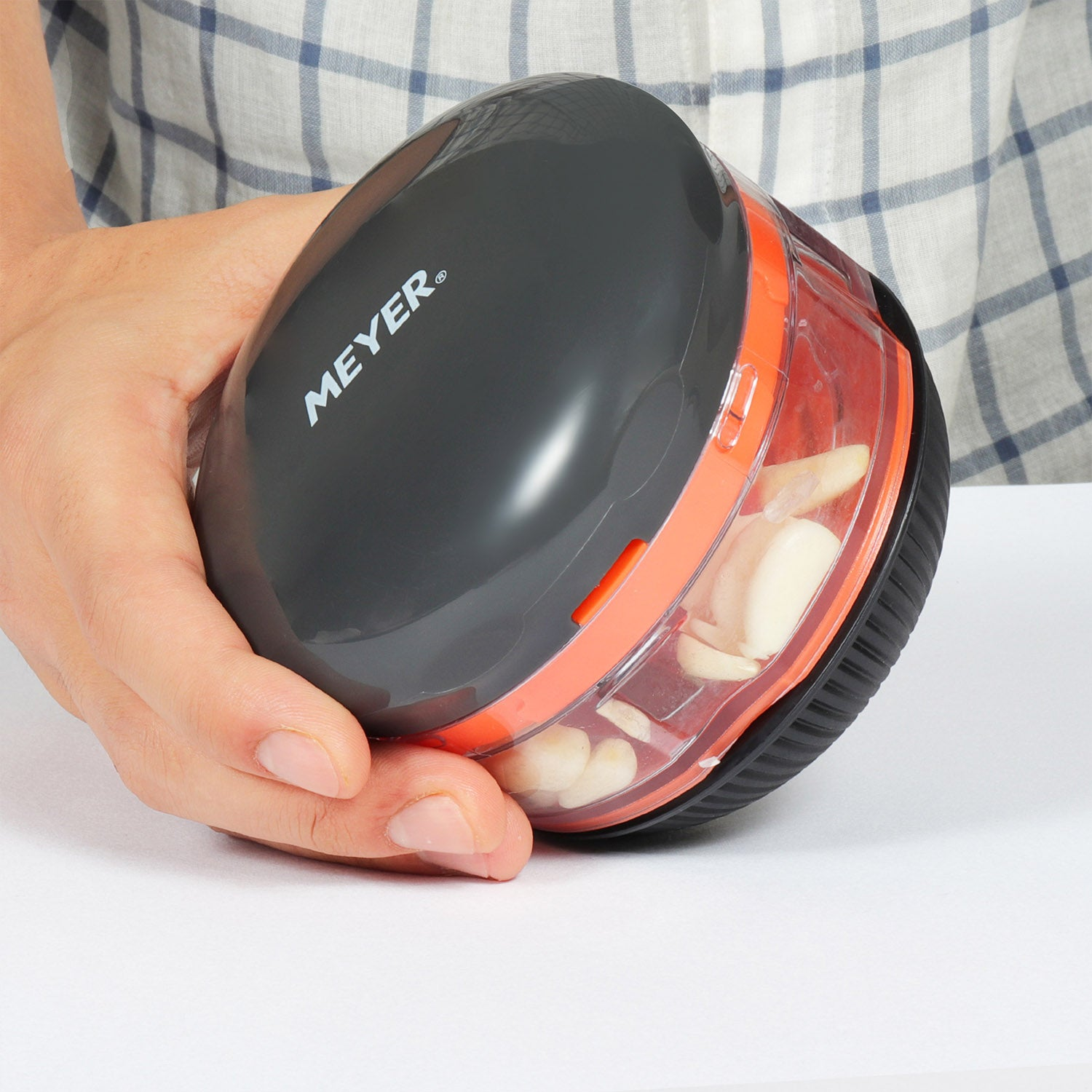 Meyer Kitchen Hacks Mini Handy Chopper, 125ml - Pots and Pans