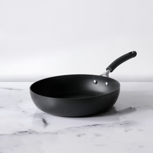 Circulon Origins Non-Stick + Hard Anodized Skillet 26cm, Grey (Suitable For Gas & Induction) - Pots and Pans