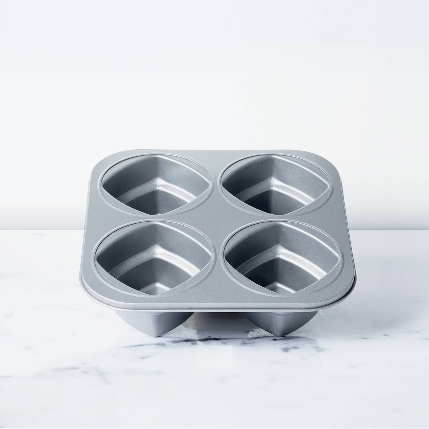 Meyer Bakemaster - 4 Cup 2-Tier Square Cake Pan - Pots and Pans