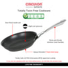 Circulon Infinite Non-Stick + Hard Anodized Skillet 24cm (Gas & Induction Compatible) - Pots and Pans