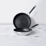 Circulon Momentum 2pcs Non-Stick Frypan Set (22cm+25cm) - Pots and Pans