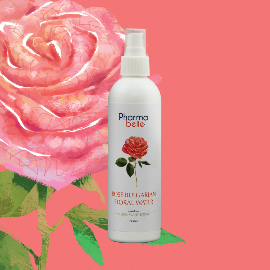 Pharmabelle Rose Bulgarian Floral Water