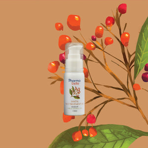 Pharmabelle Santo Face Treatment Oil