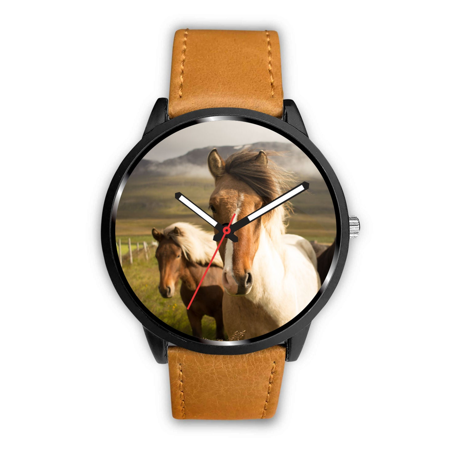Fan of Horses Watch