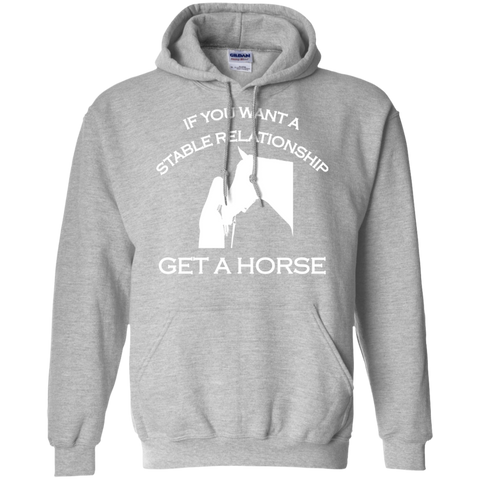 Stable Relationship Pullover Hoodie