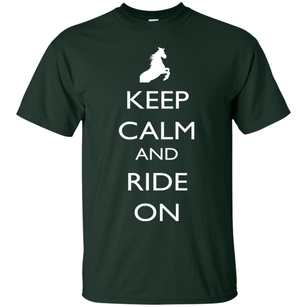 Keep Calm Fan of Horses T-Shirt
