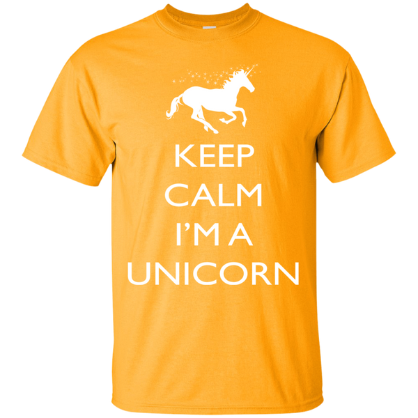 Keep Calm I'm a Unicorn T-Shirt
