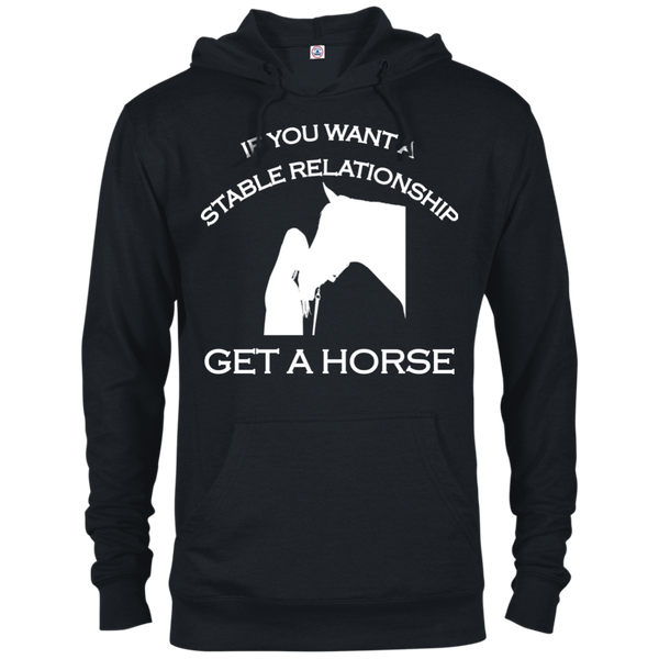 Stable Relationship Hoodie