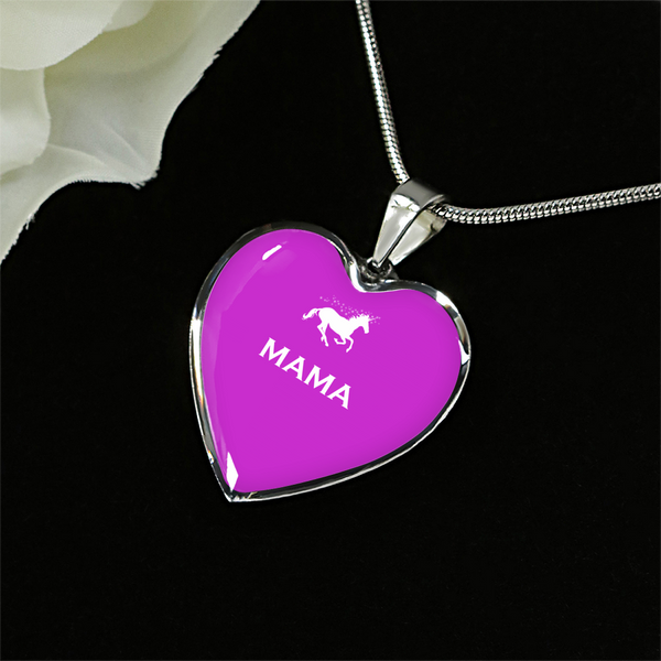 Mama Unicorn Mother's Day Special Edition Necklace