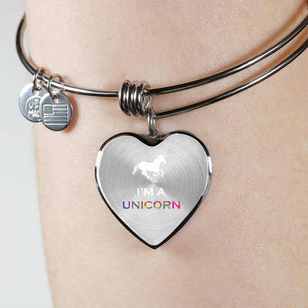 I'm a Unicorn Necklace and Bangle