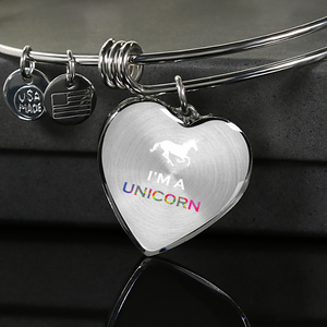 I'm a Unicorn Bangle
