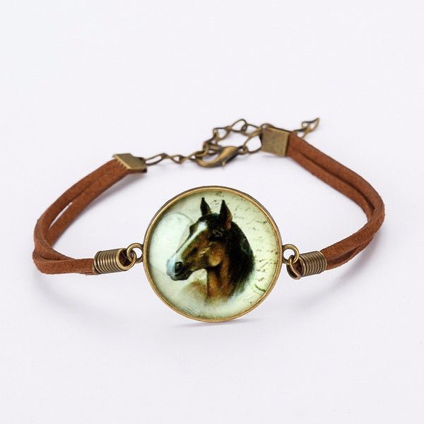 Horse Friendship Bracelet