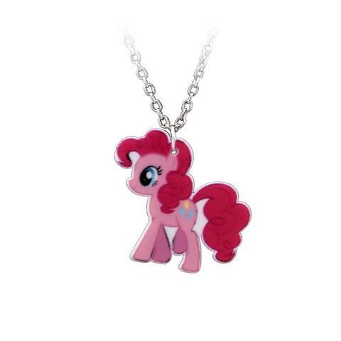 Cute Pony Necklace