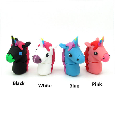 Cute Little Unicorn USB key