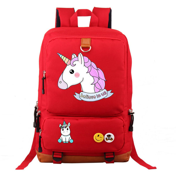 Dabbing Unicorn Fun Backpack