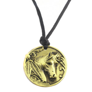 Classic Horse Necklace