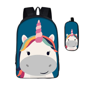 Cheeky Unicorn Backpack