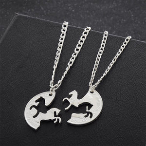 Cute Equestrian necklaces for Horse Lovers